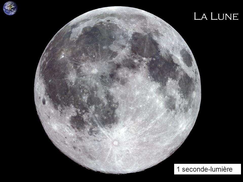 La Lune 1 seconde-lumière