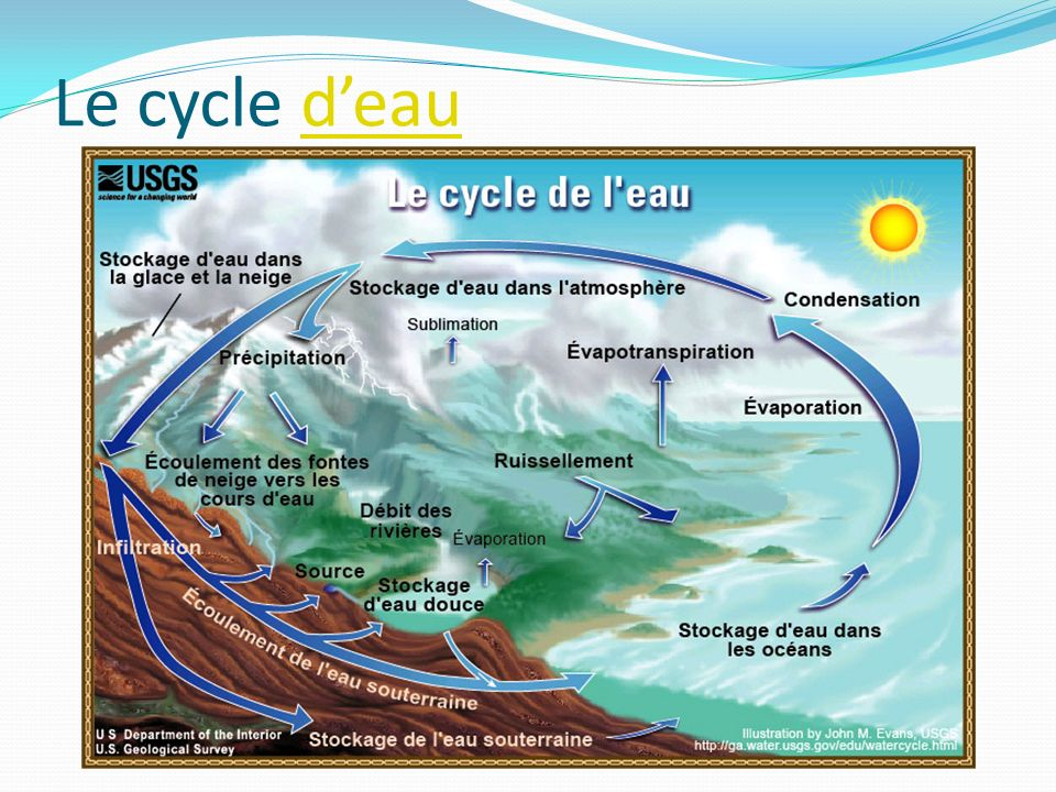 Le cycle deaudeau