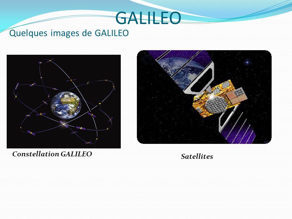 Quelques images de GALILEO GALILEO Constellation GALILEO Satellites