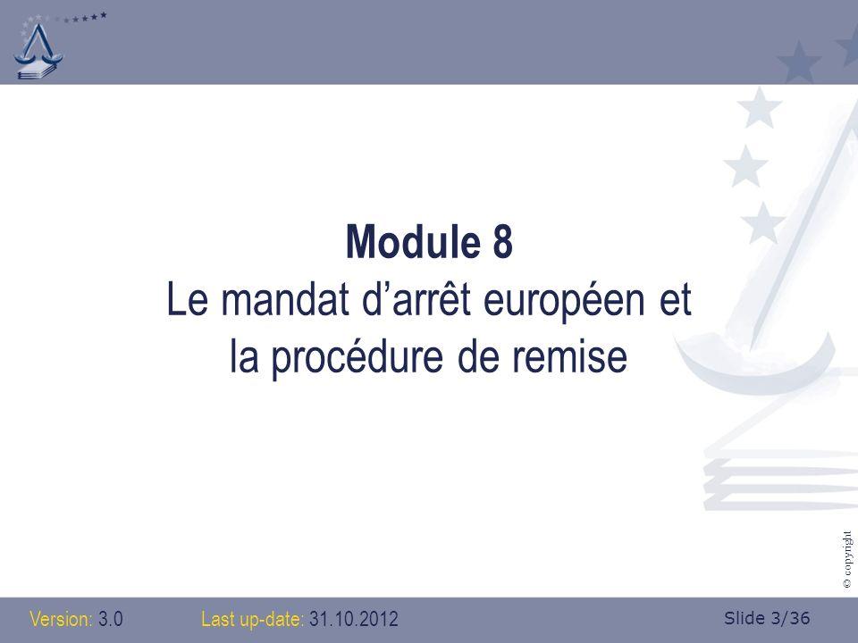Slide 4/36 © copyright Table des matières I.Introduction : contexte et objectifs généraux II.