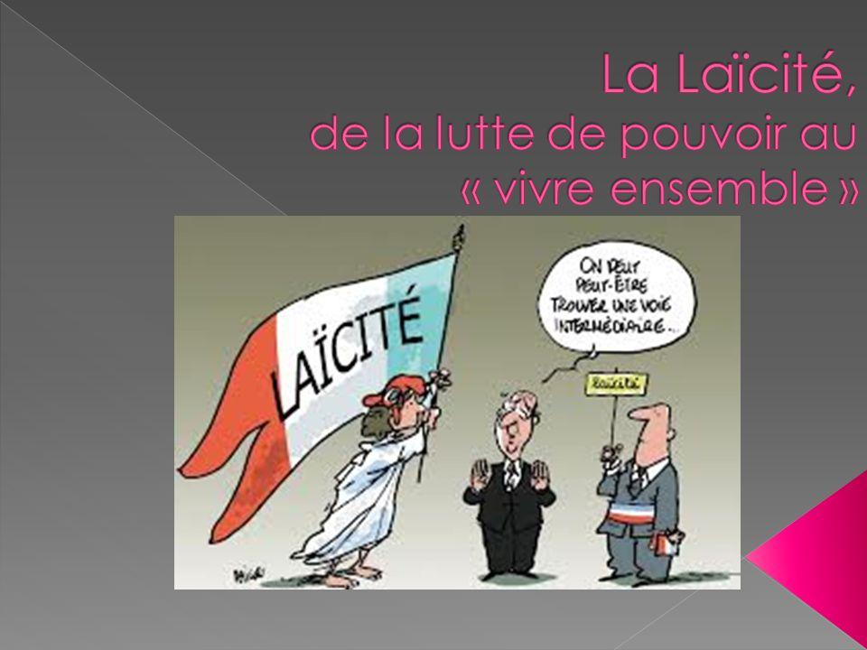 « Le principe de laïcité en matière religieuse est au fondement du système éducatif français depuis la fin du XIXe siècle.