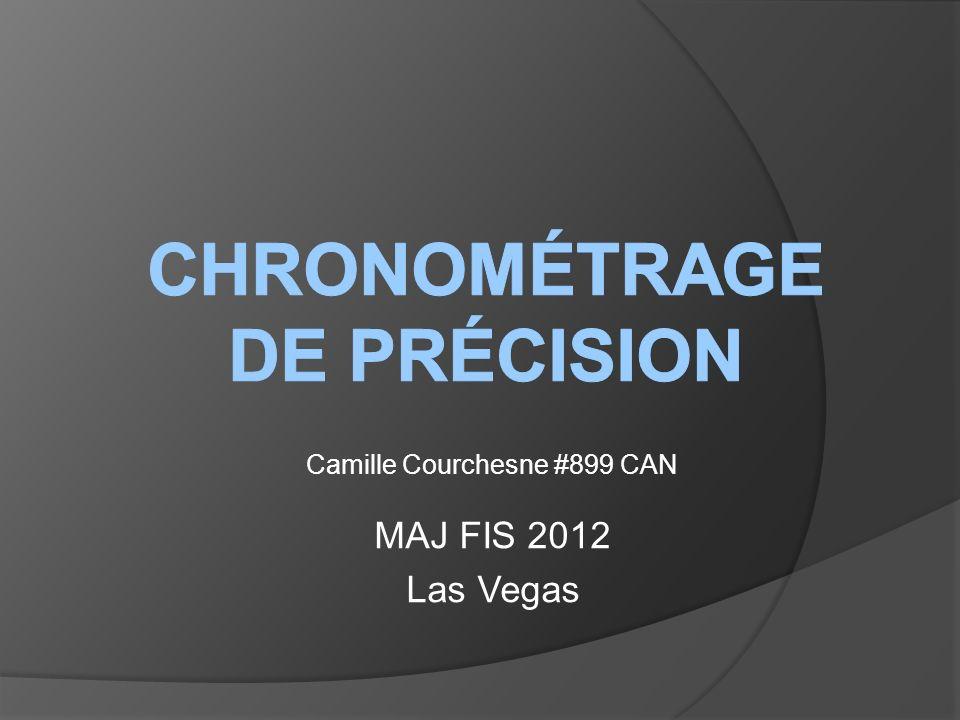 Vrai ou Faux Le chronométrage sans fil dune course FIS de niveau 3 nécessite un minimum de 4 chronomètres homologués avec imprimante… FIS Update 201232 VRAI ou FAUX .