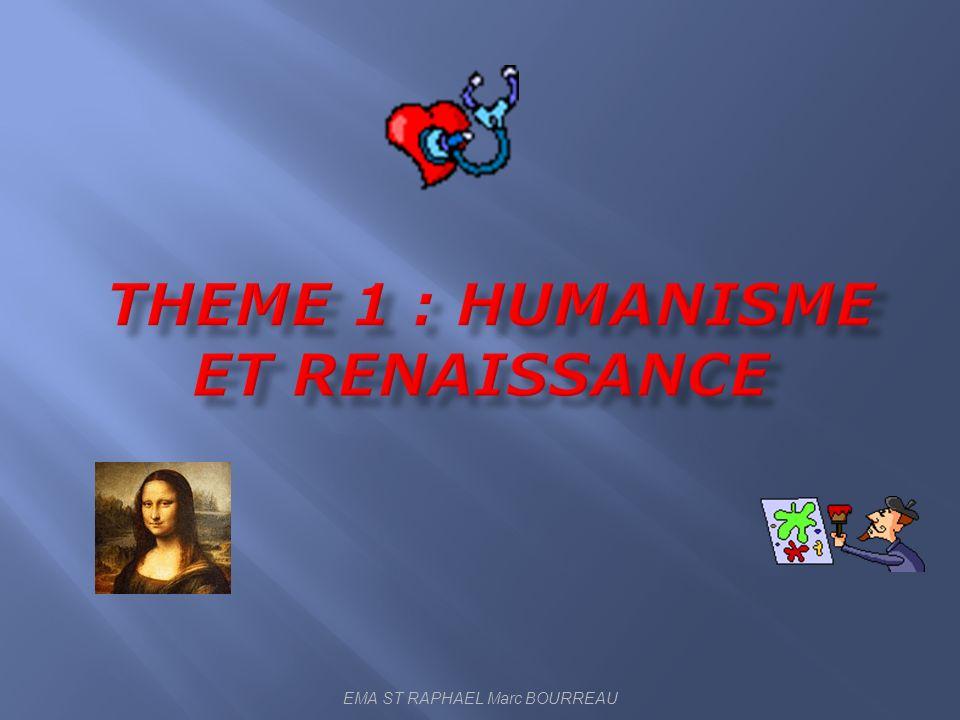 La Renaissance en France : Les rois, surtout François I er (roi de 1515 à 1547) et les nobles français découvrent la Renaissance à loccasion des guerres menées contre lItalie de 1494 à 1516.