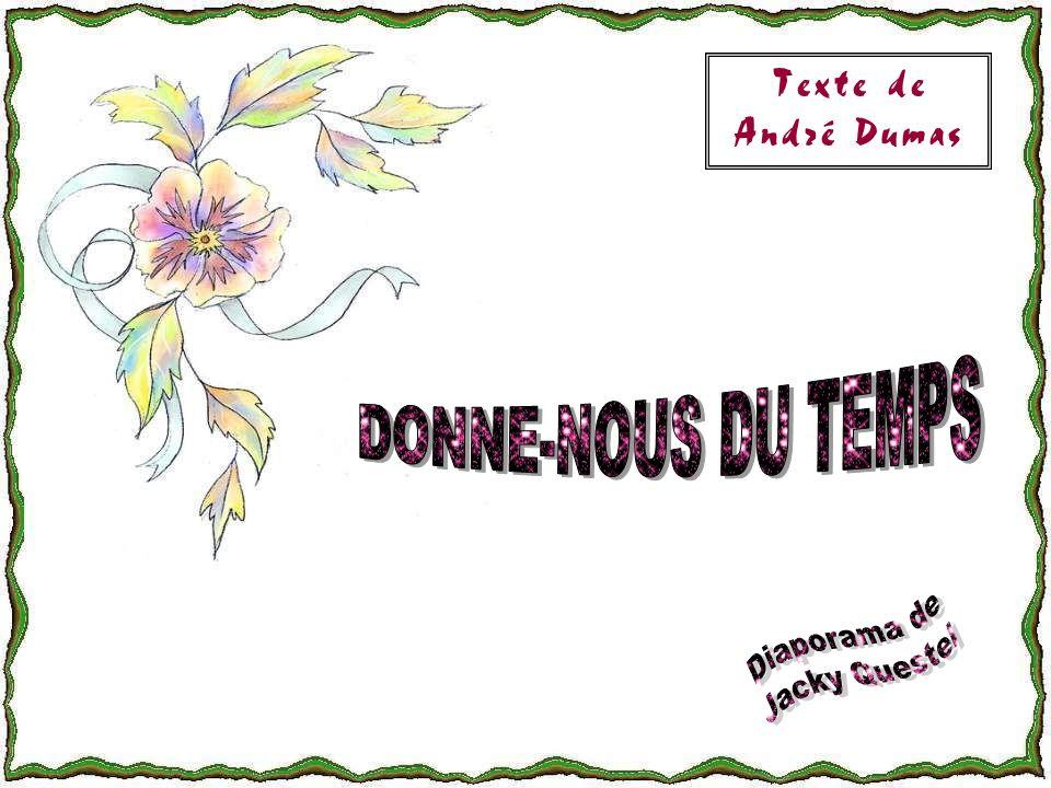Texte de André Dumas