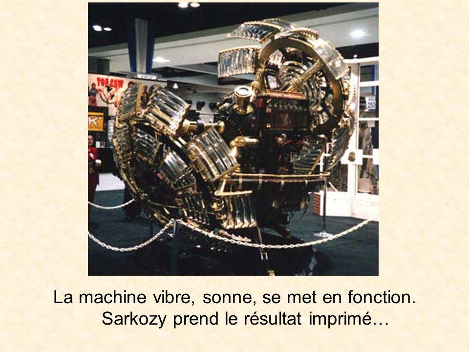 Cette machine semble pas mal... Je vais l essayer. Comment sera la France dans 100 ans ?