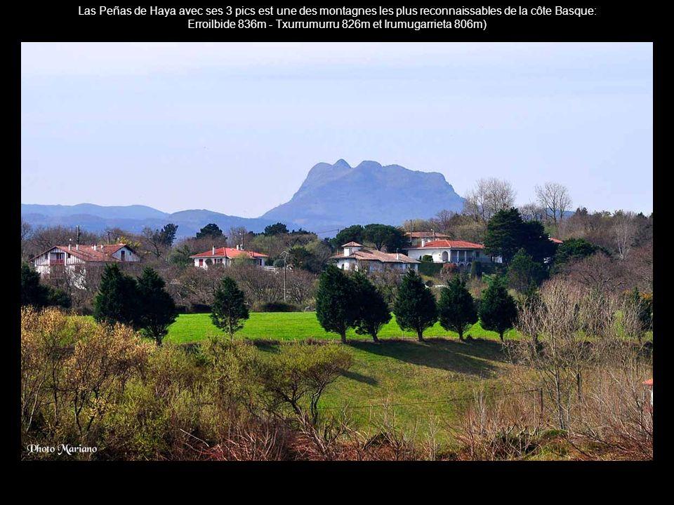 .. La corniche Basque est lun des derniers vastes espaces naturels de la côte française. Longue de 7 km, elle a résisté à lurbanisation et est aujourd