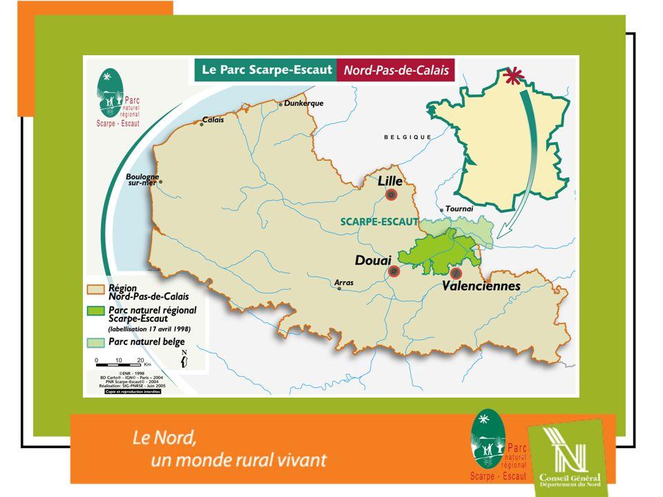 Lagriculture dans le Parc naturel Scarpe-Escaut Pourquoi un Parc naturel régional .
