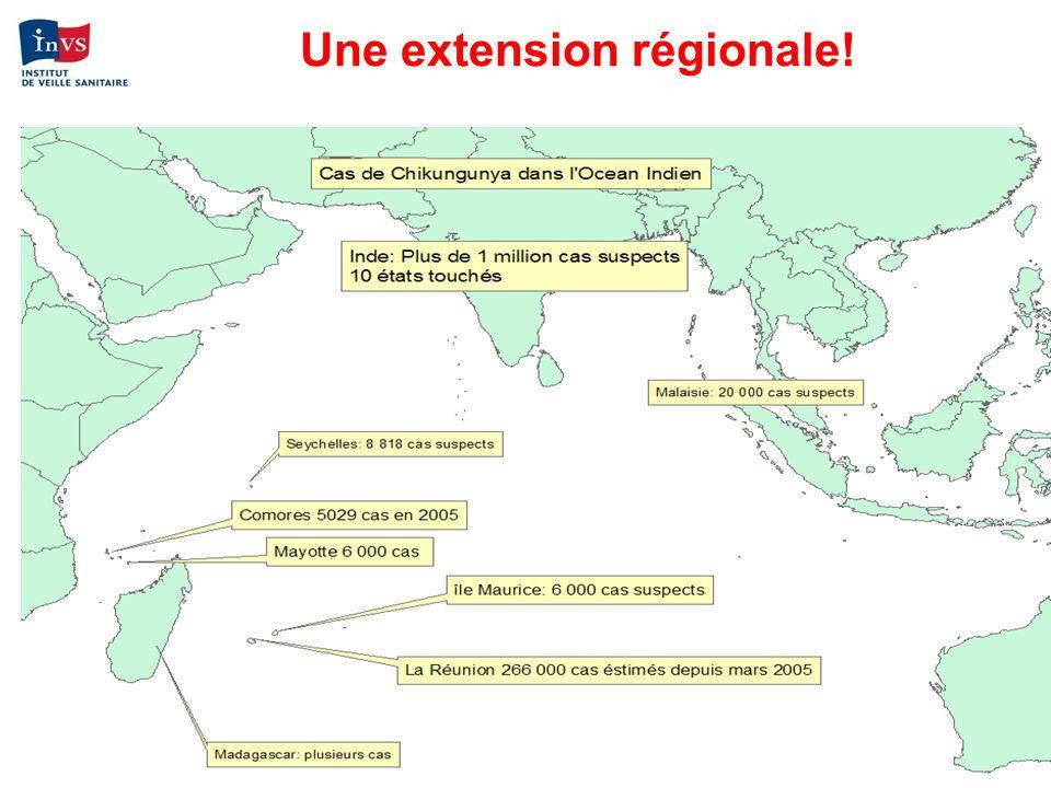 Une extension régionale!