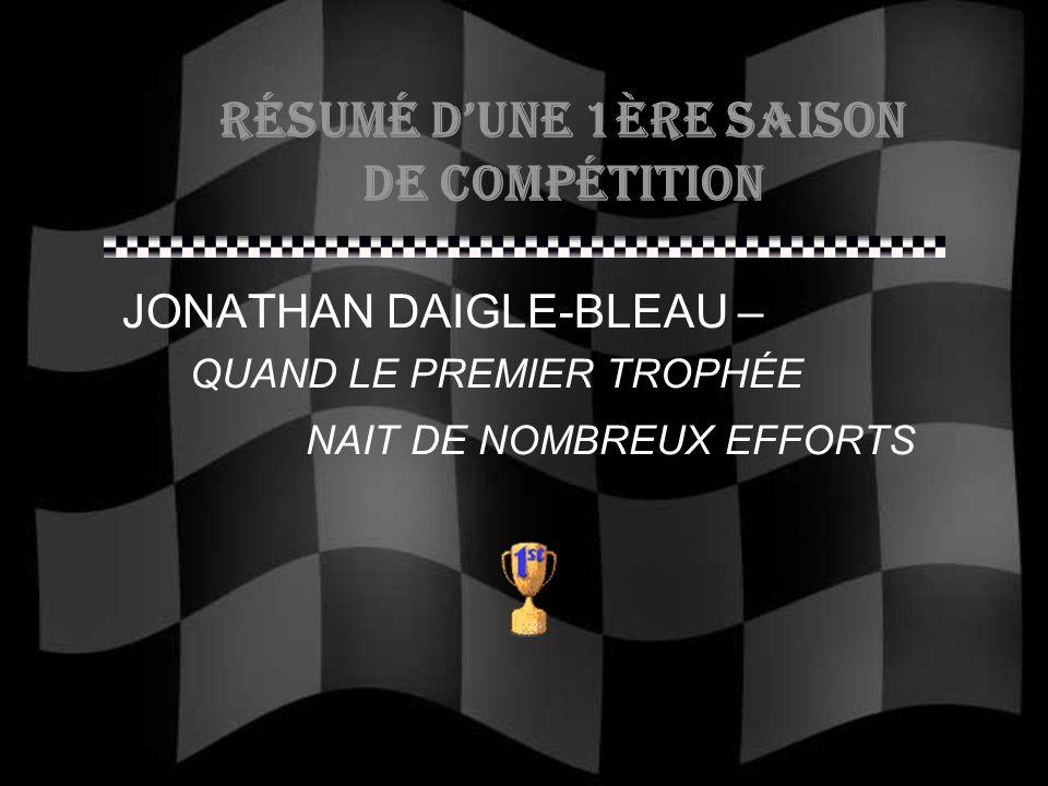 Jonathan daigle bleau Pilote de kart Catégorie Rotax Max sr