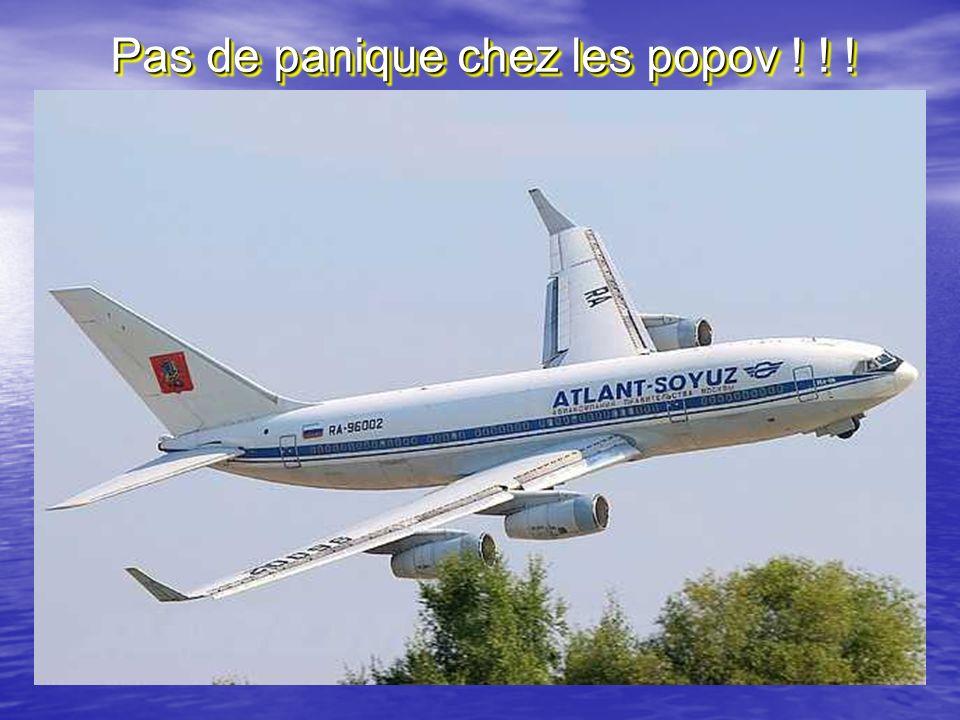 Pas de panique chez les popov ! ! !