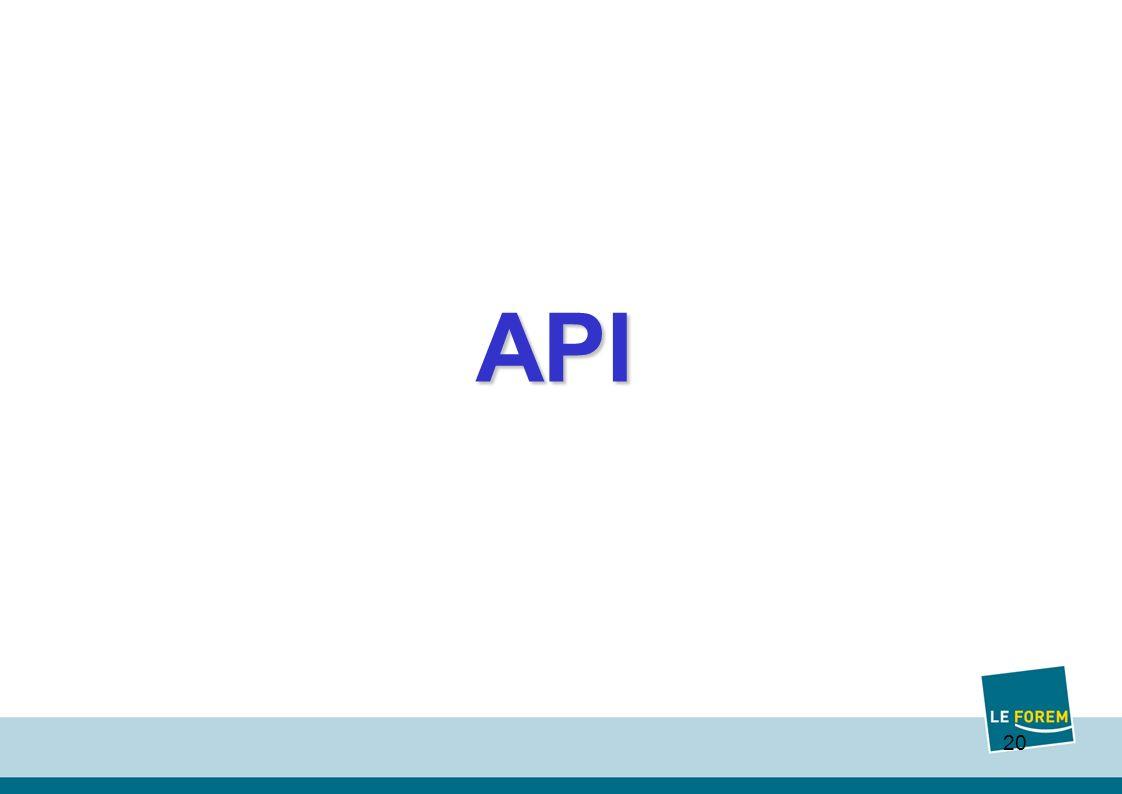 20 API