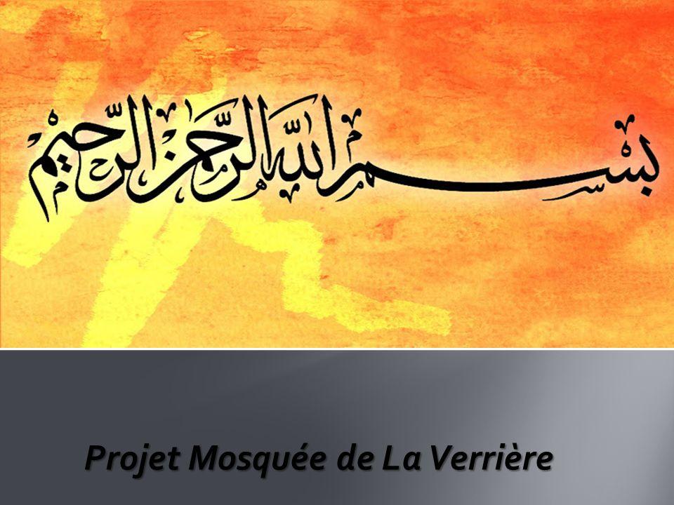 Projet Mosquée de La Verrière