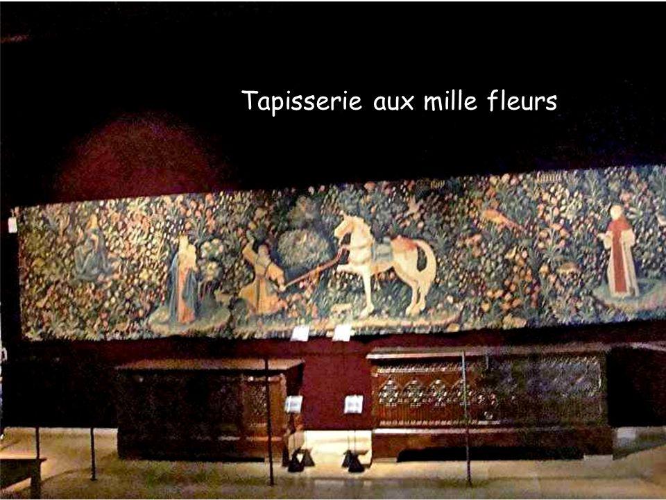 Tapisserie dAubusson XVIIe siècle…