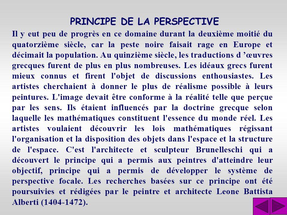 Géométrie projective Quelles sont les propriétés géométriques communes à deux sections d une même projection?