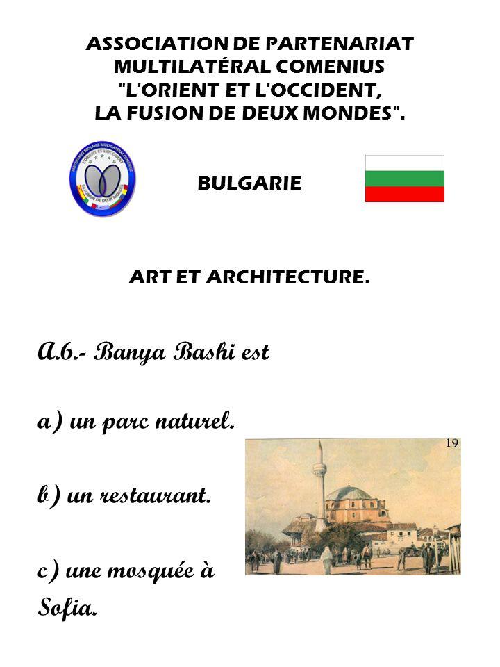 ASSOCIATION DE PARTENARIAT MULTILATÉRAL COMENIUS