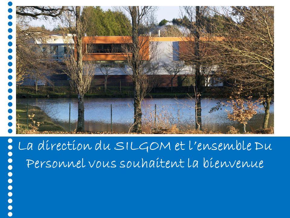 La direction du SILGOM et lensemble Du Personnel vous souhaitent la bienvenue