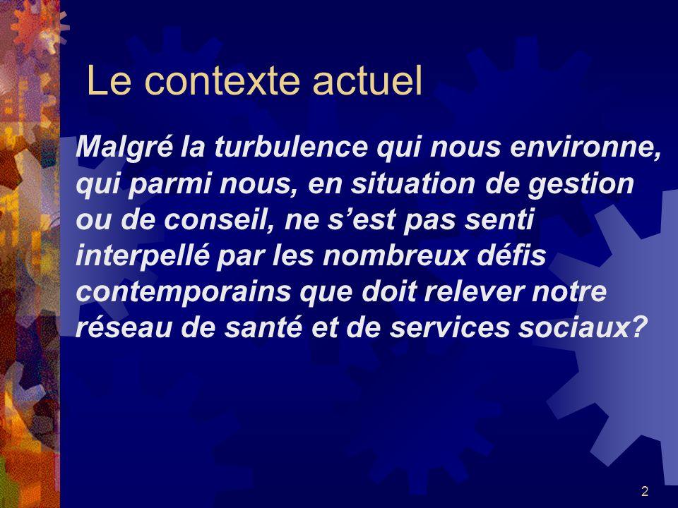 1 Gestion humaine des organisations: une valeur renouvelée Présenté par Georges Tormen georgestormen@sympatico.ca Le 20 octobre 2005 Colloque sur La m