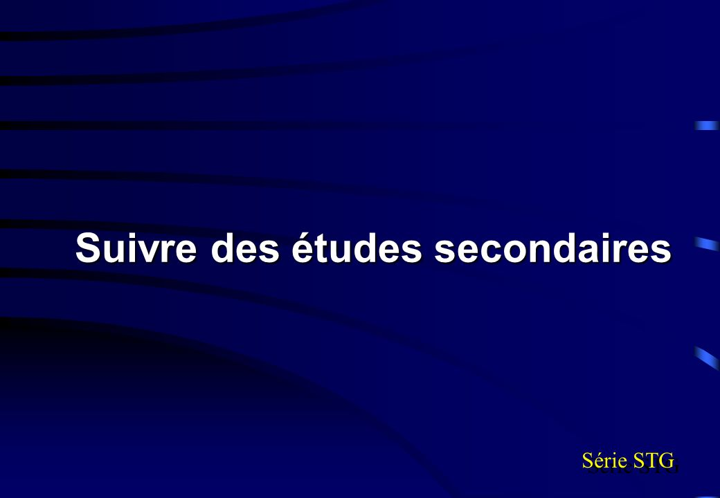 SECONDE + 2 langues vivantes SECONDE + 2 langues vivantes Série STG