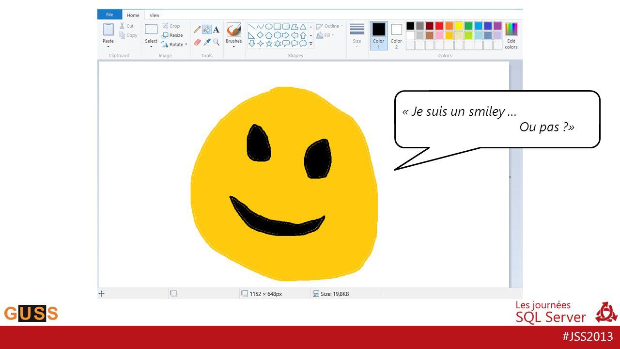 #JSS2013 « Je suis un smiley … Ou pas ?»