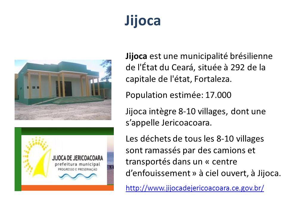 Jijoca Jijoca est une municipalité brésilienne de l État du Ceará, située à 292 de la capitale de l état, Fortaleza.