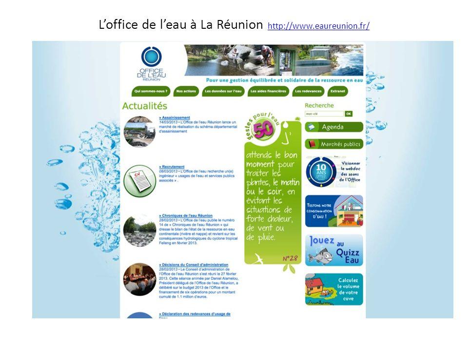 Le SDAGE Réunion http://www.comitedebassin-reunion.fr/IMG/Files/File/valorisation_sdage/index.html
