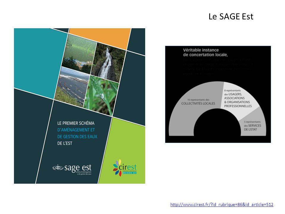 Le SAGE Est http://www.cirest.fr/?id_rubrique=86&id_article=512