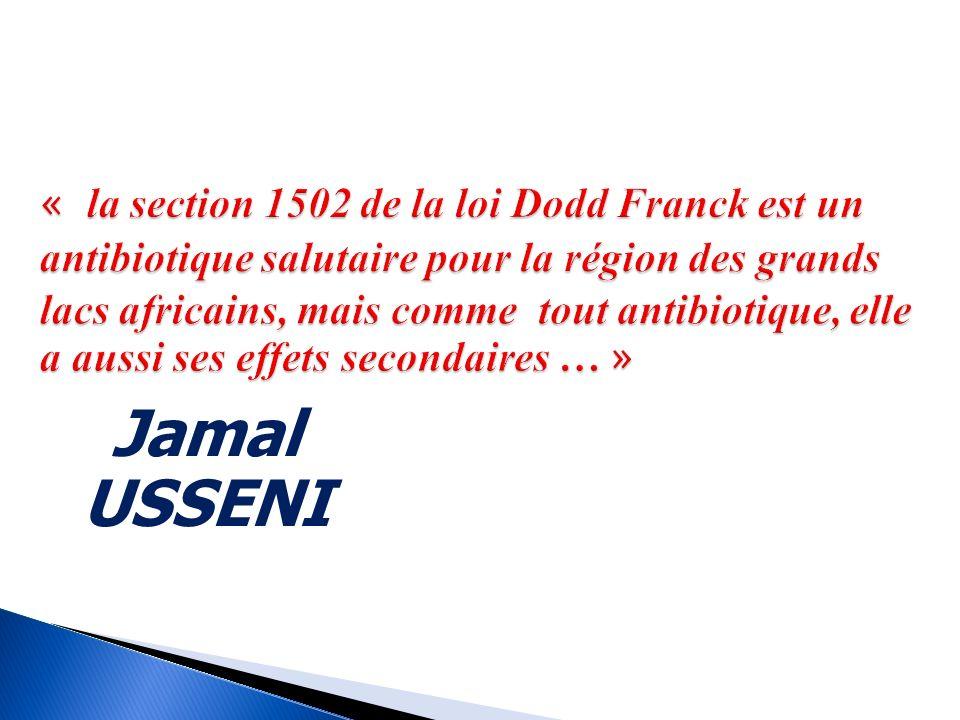 Jamal USSENI