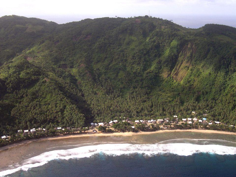 22 Bantos S, Allenbach M., Mancel C., Pour une intégration optimale des sociétés locales dans la gestion adaptative du domaine littoral face à la montée du niveau marin : le cas de Wallis & Futuna