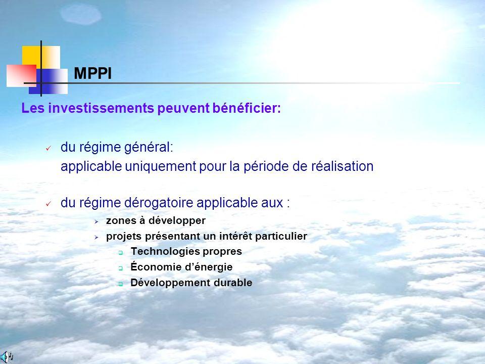 Coordonnées Le MPPI : 119 Rue Didouche Mourad Alger Tél: 021-74-06-81 à 86 021-74-75-48 Fax: 021-74-76-24 L ANDI: Hussein-dey, 27 rue Mohamed MERBOUCHE (siège du C.N.A.T) Alger Tél: 021-77-32-62 /63 Fax: 021-77-32-57