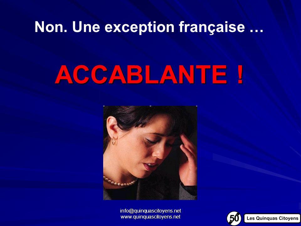 info@quinquascitoyens.net www.quinquascitoyens.net Le chômage des Quinquas : Une fatalité