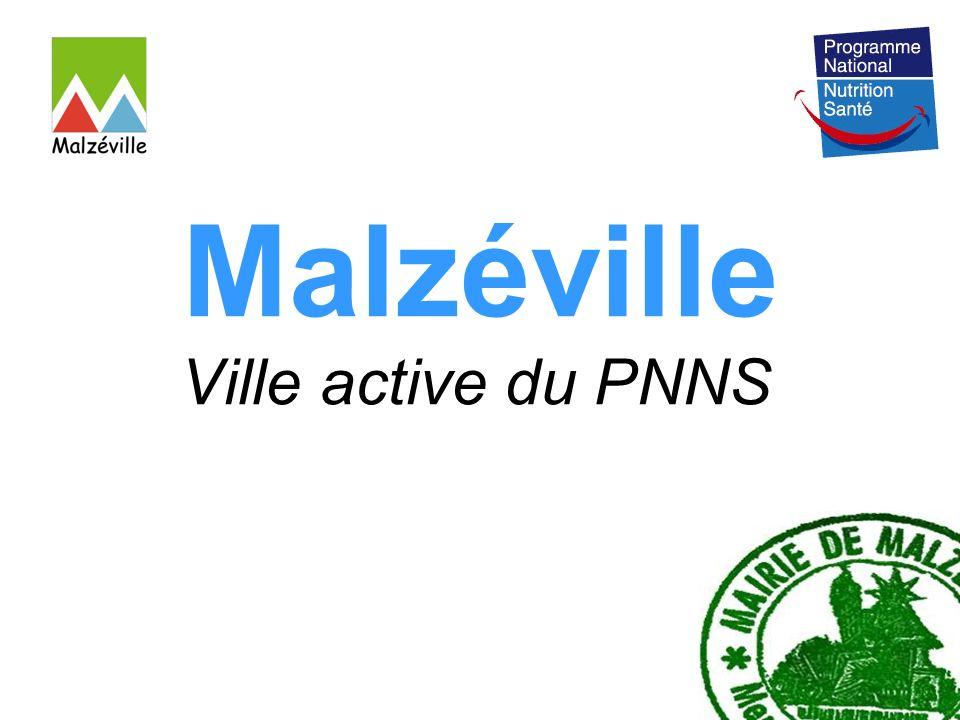 Malzéville Ville active du PNNS