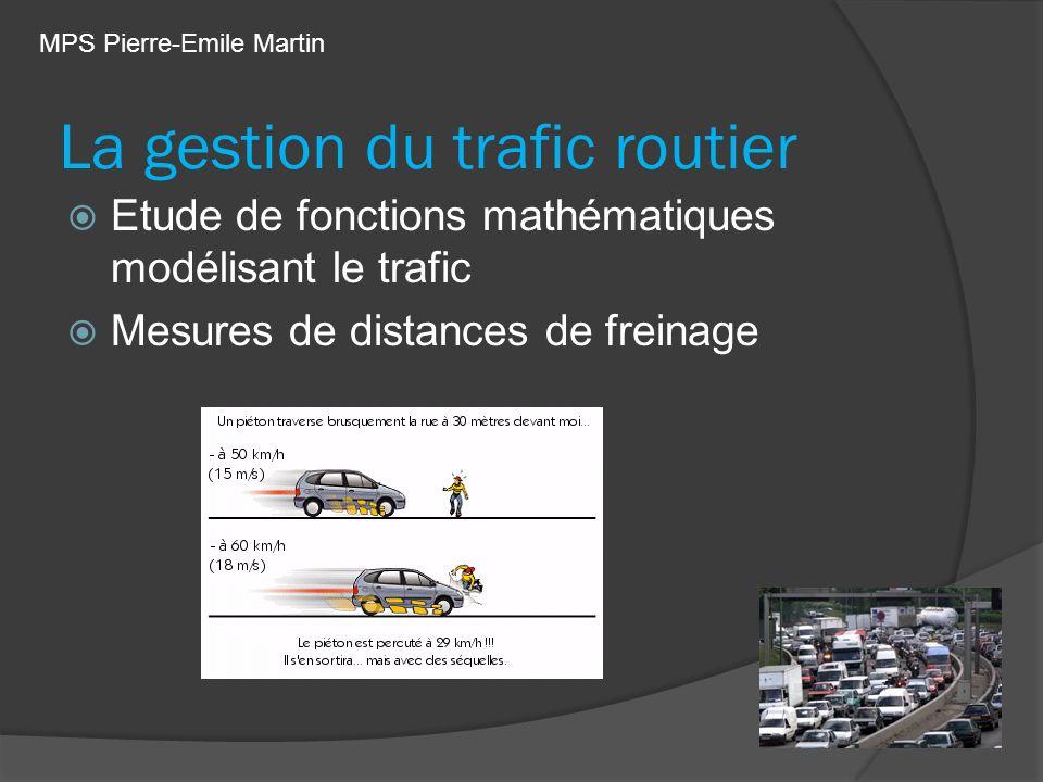 Epidémiologie MPS Pierre-Emile Martin
