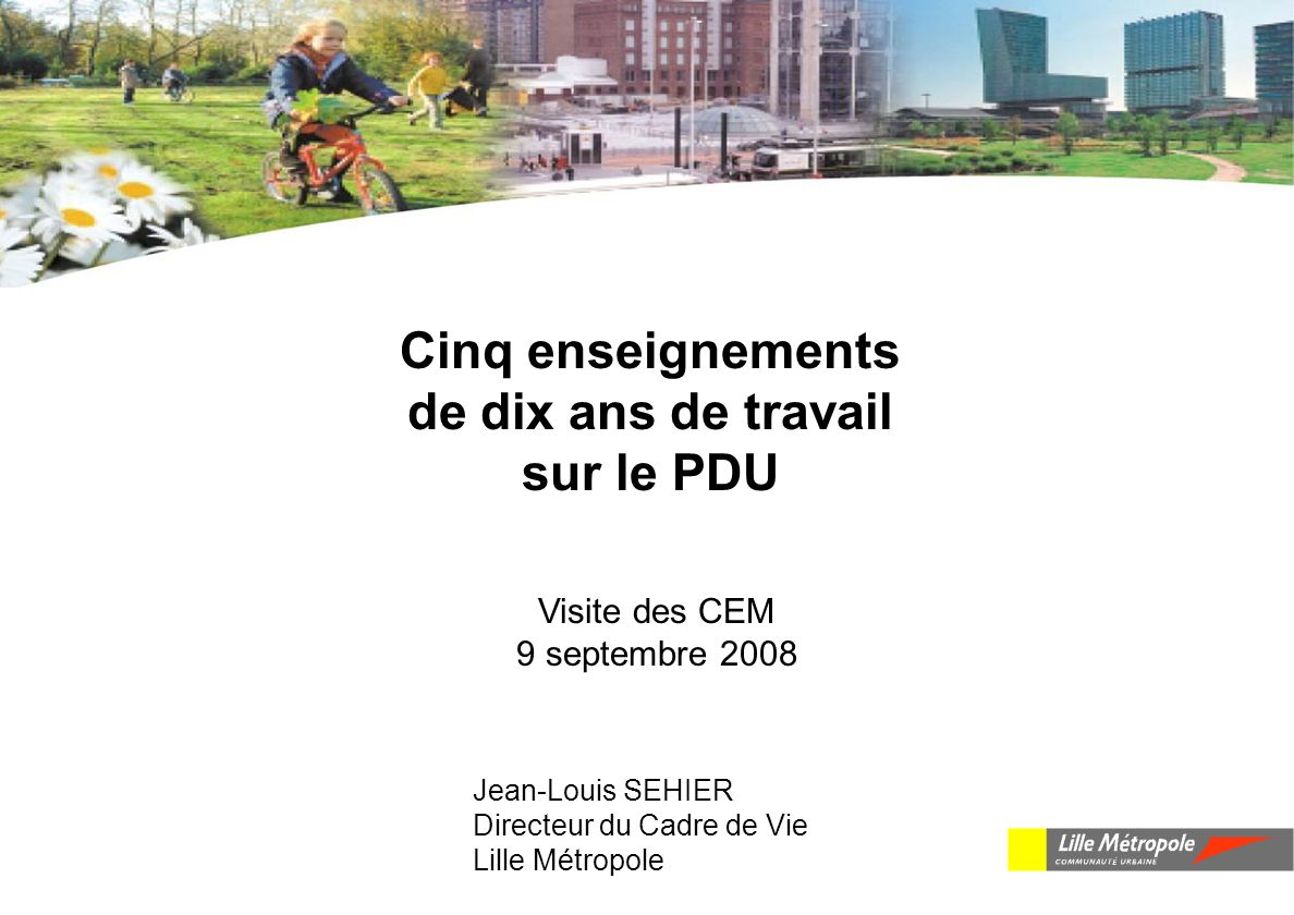 A long terme les investissements dans les réseaux de transport public nont de sens quaccompagnés des décisions cohérentes en urbanisme 3