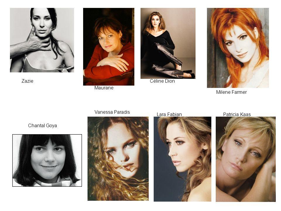 La sélection Jacques Brel cancer poumon 48ans ne me quitte pas http://www.youtube.com/watch?v=dcvebWp8GtUhttp://www.youtube.com/watch?v=dcvebWp8GtU Edith Piaf la vie en rose film http://www.youtube.com/watch?v=imSBNeIo3rchttp://www.youtube.com/watch?v=imSBNeIo3rc Claude Francois mort a 39ans in his bath because of a light bulb Alexandrie Alexandra http://www.youtube.com/watch?v=p_ehERxYUVw&feature=related http://www.youtube.com/watch?v=p_ehERxYUVw&feature=related Goldman je te donne http://www.youtube.com/watch?v=PVsW29gq3dk http://www.youtube.com/watch?v=PVsW29gq3dk worlds appart http://www.youtube.com/watch?v=eNydRAAAgrE worlds appart http://www.youtube.com/watch?v=eNydRAAAgrE Patrick Bruel sex symbol des 80s cassez la voix http://www.youtube.com/watch?v=nJ8sytN7-MAhttp://www.youtube.com/watch?v=nJ8sytN7-MA johnny halliday et lara fabian requiem pour un fou http://www.youtube.com/watch?v=ELNdC2nWh-khttp://www.youtube.com/watch?v=ELNdC2nWh-k Chantal goya pandi panda http://www.youtube.com/watch?v=SrBQSFMA-Sw&featuhttp://www.youtube.com/watch?v=SrBQSFMA-Sw&featu Francis Cabrel Petite Marie http://www.youtube.com/watch?v=2JfFxvrDqEc&feature=relatedhttp://www.youtube.com/watch?v=2JfFxvrDqEc&feature=related Florent Pagny savoir aimer http://www.youtube.com/watch?v=urh3zos090ohttp://www.youtube.com/watch?v=urh3zos090o Mylene Farmer Innamoramento http://www.youtube.com/watch?v=q2cim242zZ4&feature=relatedhttp://www.youtube.com/watch?v=q2cim242zZ4&feature=related Vanessa Paradis Pourtant http://www.youtube.com/watch?v=y1YHgfhYcTo&feature=relatedhttp://www.youtube.com/watch?v=y1YHgfhYcTo&feature=related Carla Bruni Quelquun ma dit http://www.youtube.com/watch?v=XvyMG0z0FZYhttp://www.youtube.com/watch?v=XvyMG0z0FZY Corneille parce quon vient de loin http://www.youtube.com/watch?v=Olc1e5S1Pv0&feature=fvwhttp://www.youtube.com/watch?v=Olc1e5S1Pv0&feature=fvw Gregory Lemarchal les liens http://www.youtube.com/watch?v=HMtujKrP36A&feature=relatedhttp://www.youtube.com/watch?v=HMt