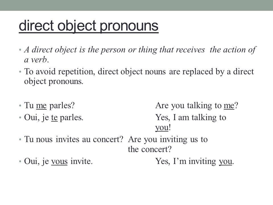 Indirect Object Pronoun Rules Je lui parle.Je ne lui parle pas.