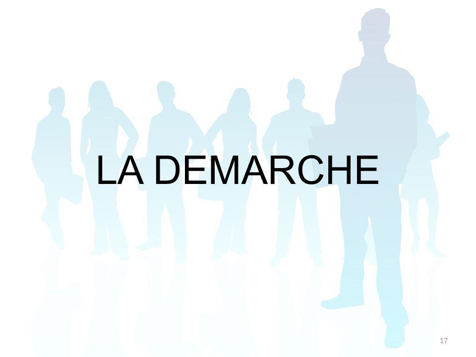 LA DEMARCHE 17