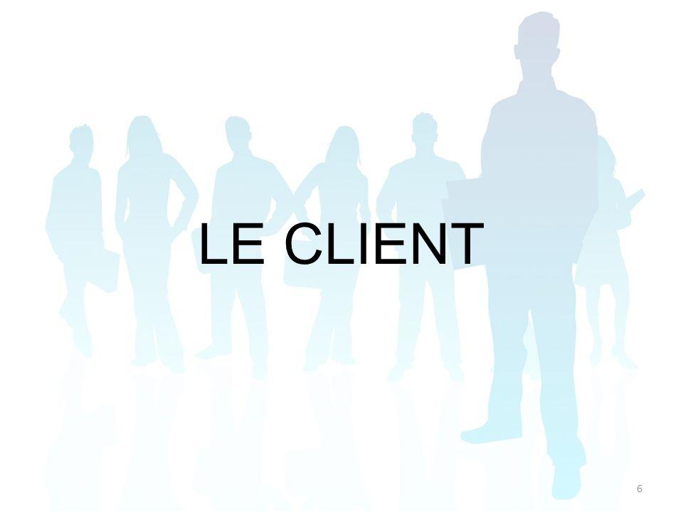 Le client : Fiche didentité COMPUDISTRI S.A.