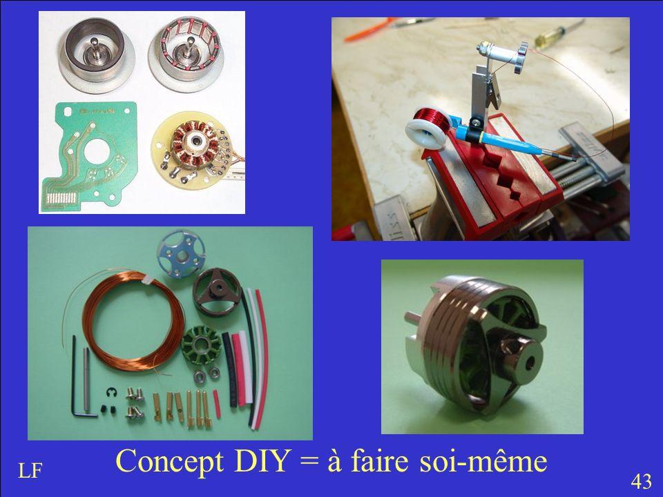 43 LF Concept DIY = à faire soi-même