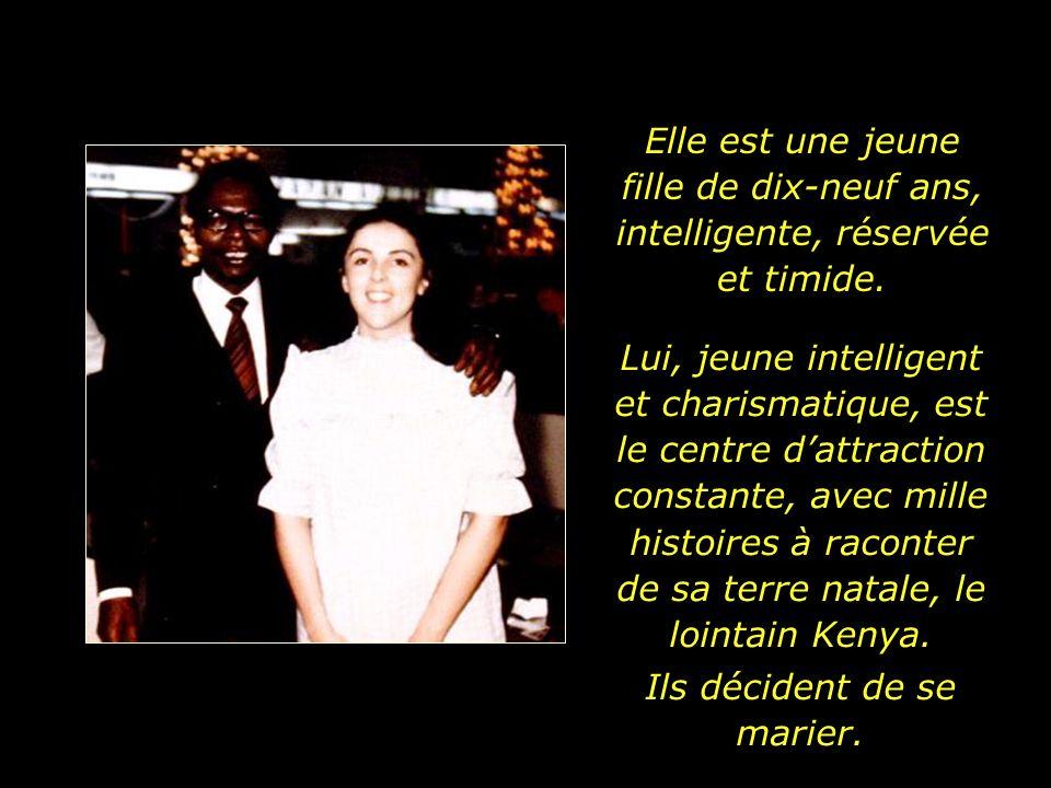 De plus au commencement de sa carrière, Ann devient amoureuse dun étudiant africain venu aux Etats-Unis dans un programme déchange.