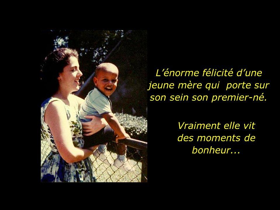 Au moment dêtre enceinte, les enfants brillent déjà dans les yeux de leur mère, a écrit une fois un poète. Le 04 août 1961, la maternité sourit à Anne