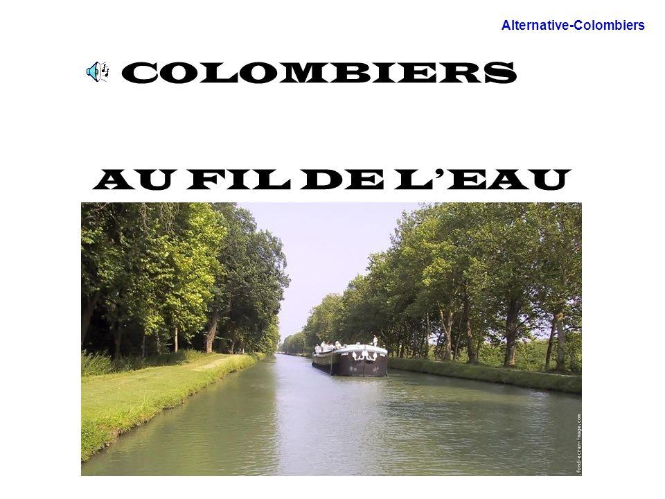 AU SECOURS LEAU MONTE Alternative-Colombiers