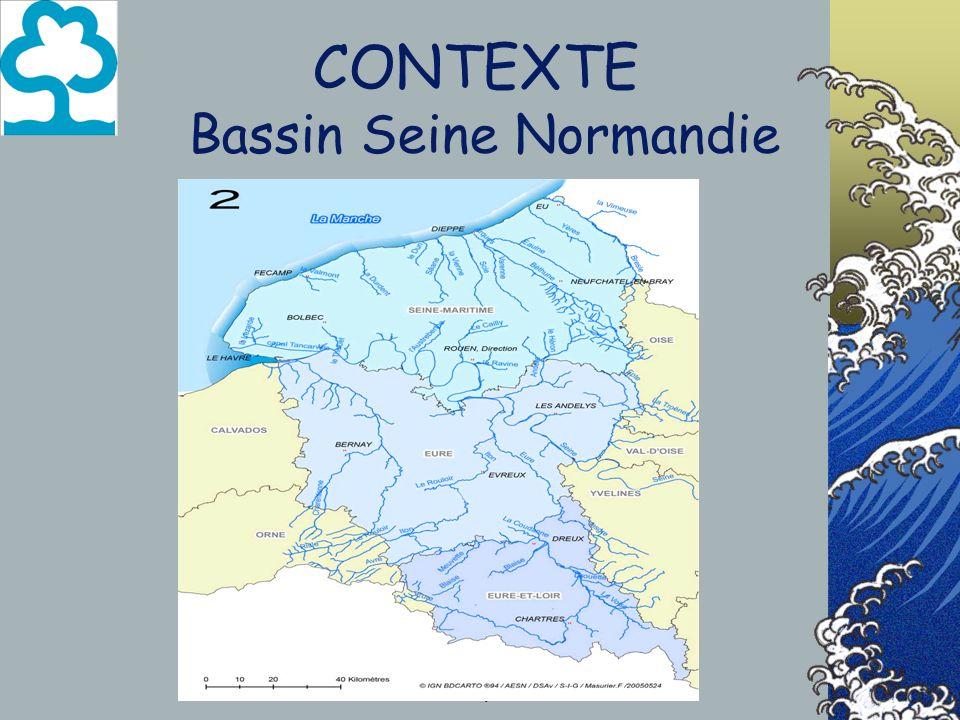 www.siaepfr.fr Novembre 2009 CONTEXTE Bassin Seine Normandie