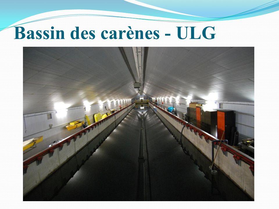 Bassin des carènes - ULG
