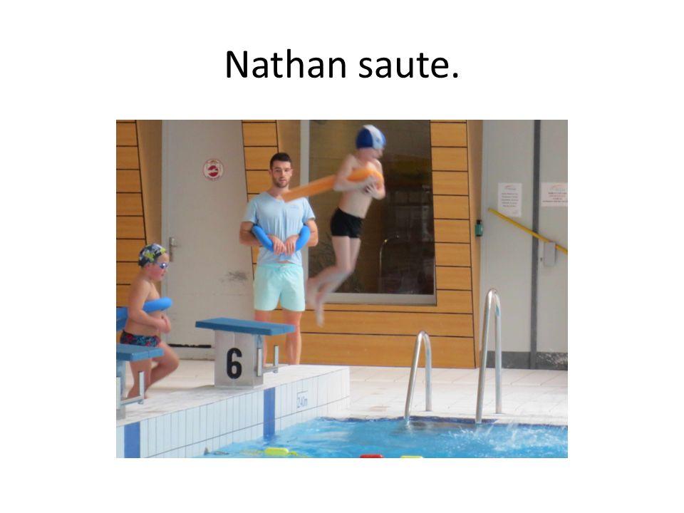 Nathan saute.