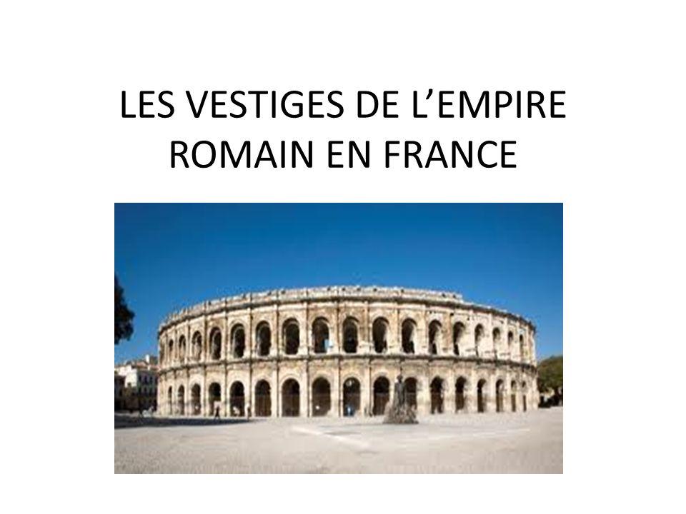 Le théâtre d Orange …est construit sous le règne d Auguste.