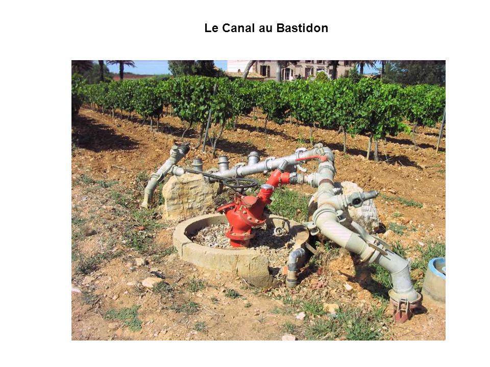 Le Canal au Bastidon