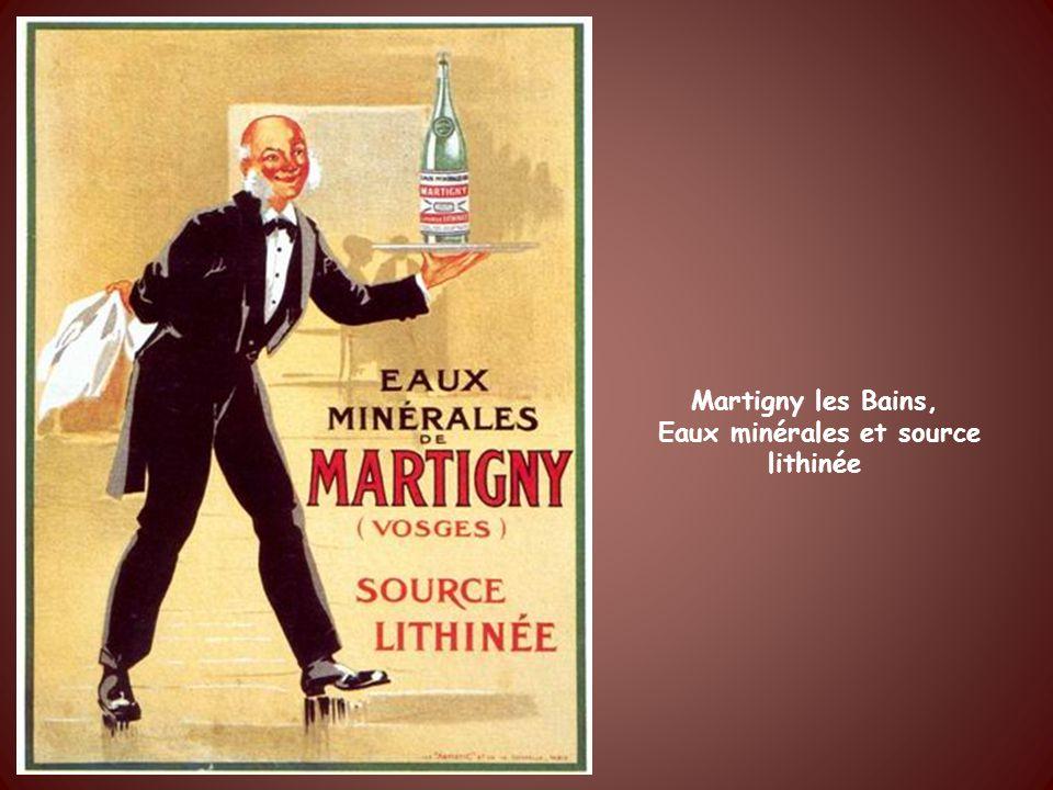 Martigny brille par son casino, son théâtre, son golf, courses automobiles et concerts. Cest en 1909 Affiche réalisée pour les chemins de fer dOrléans