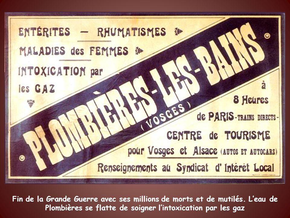 La grande source Vittel Affiche des Chemins de Fer de lEst Réalisée par Bourdier 1937