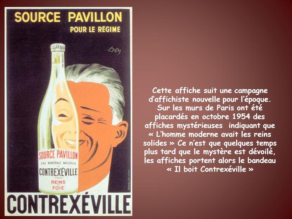 Affiche pour Plombières les Bains de Sénéchal 1939 La maladie des femmes ???