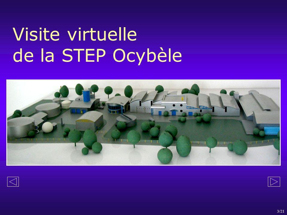 Visite virtuelle de la STEP Ocybèle 3/21